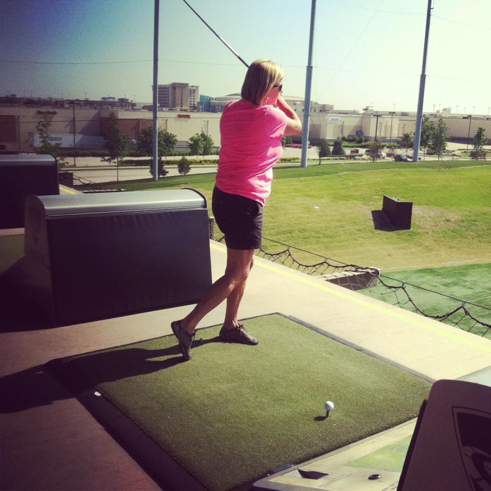 Top Golf Allen
