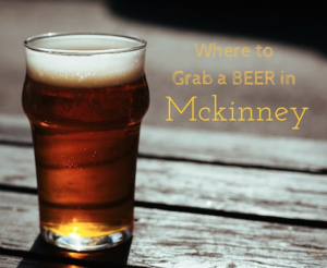 breweries in mckinney