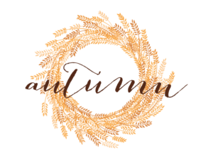 Autumn free printable