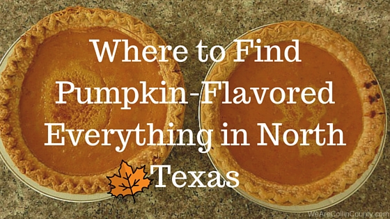 Where to Find Pumpkin-Flavored Everything in North Texas