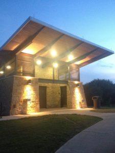 Oak Point Nature Preserve & Retreat Center Restrooms