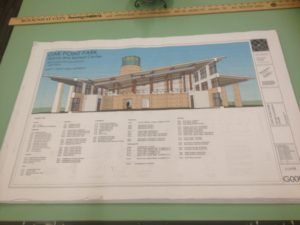 The Plans behind the Oak Point Nature Preserve & Retreat Center