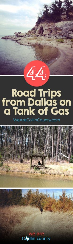 Dallas Road Trips
