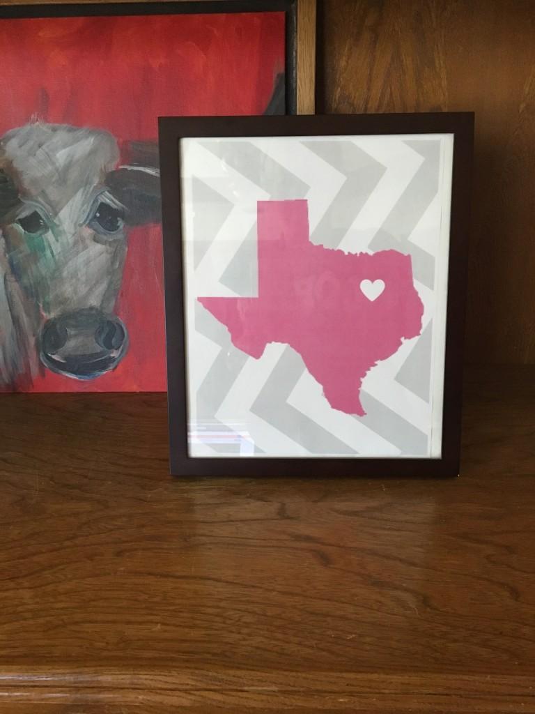 free texas printable