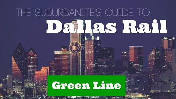 Dallas green line