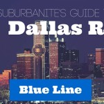 Dallas blue line