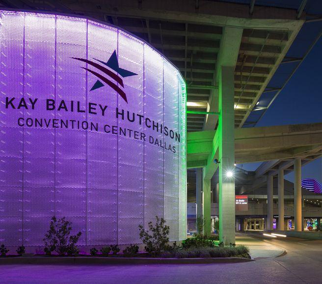 convention center dart