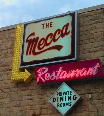 the mecca dallas
