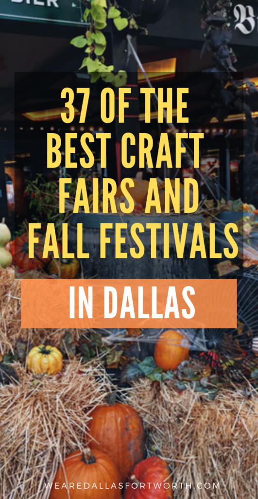 These are the best Fall festivals in Dallas