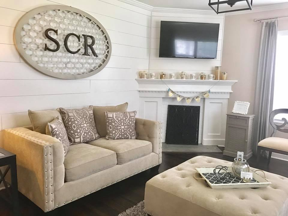 The Southern Chic Retreat in McKinney Texas
