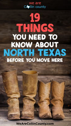 Moving to Texas