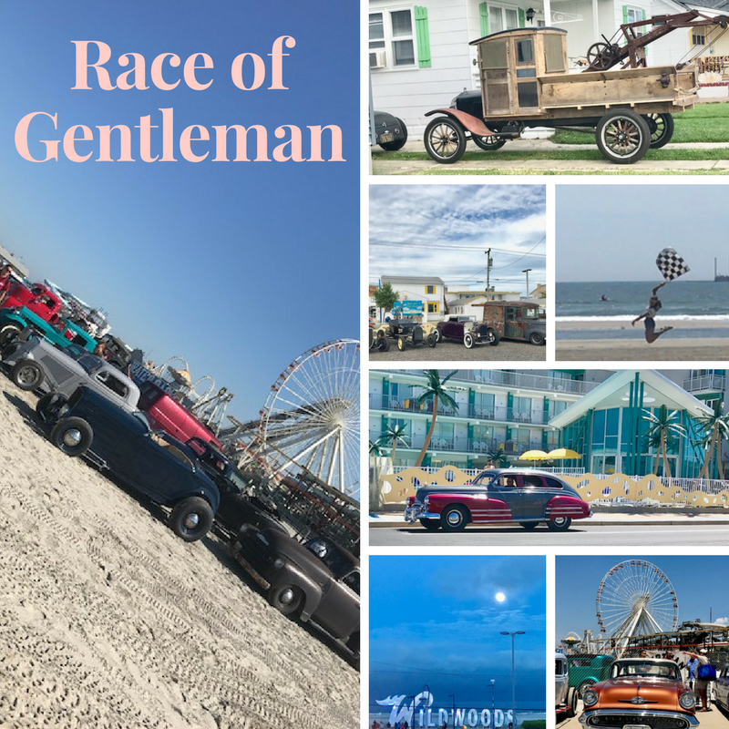 the race of gentleman wildwood