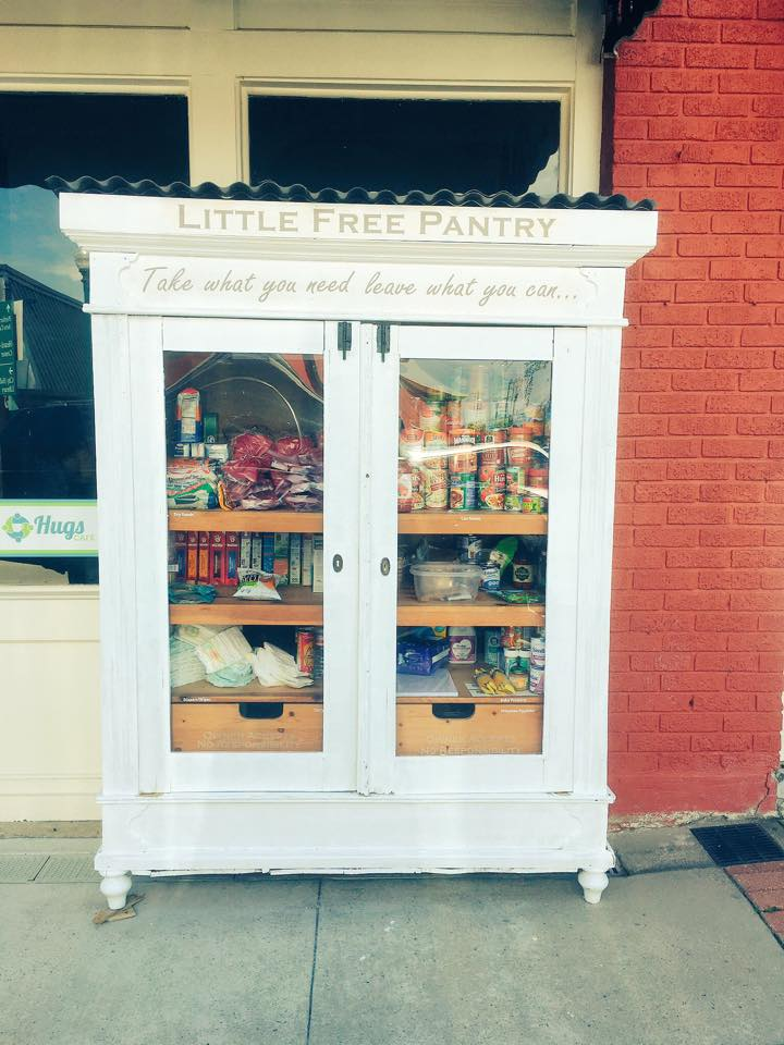 mckinney texas little free pantry