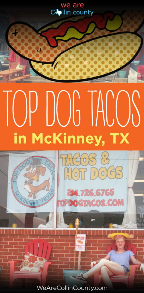 Top Dog Tacos in McKinney, TX
