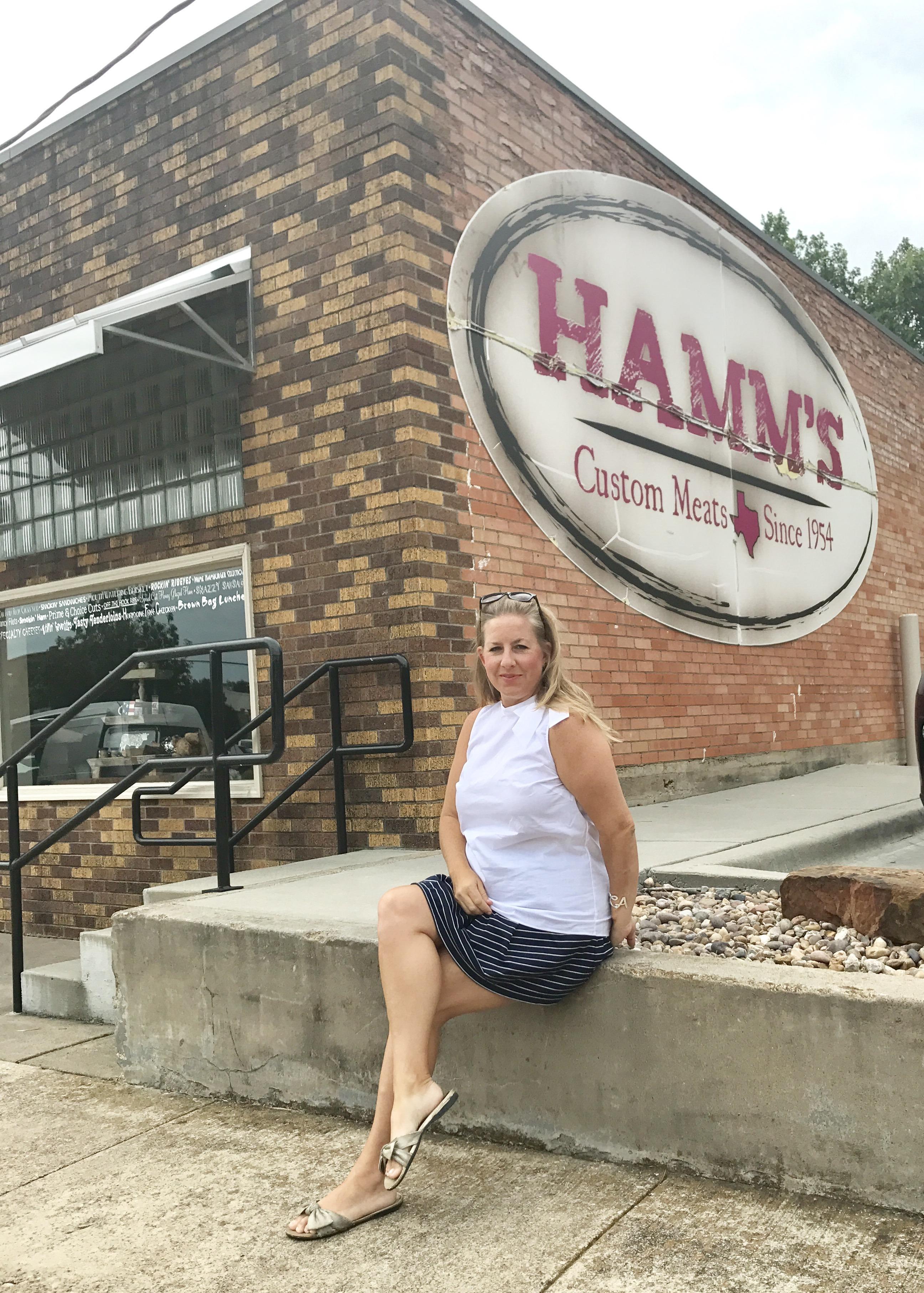 hamms meat market