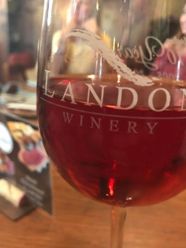 Landon Winery in Downtwon McKinney