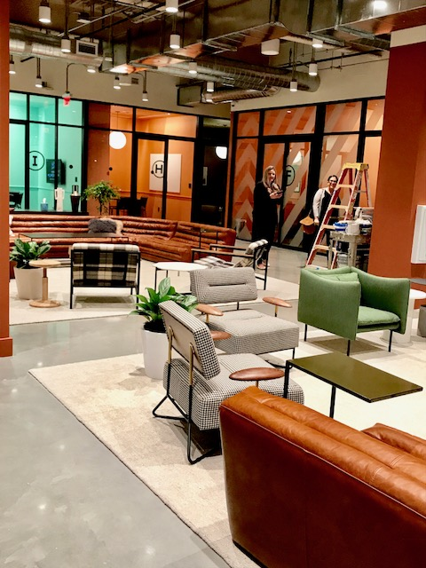 Coworking in Dallas is by far one of the best things you can do for your business, here is the Plano Texas WeWork space