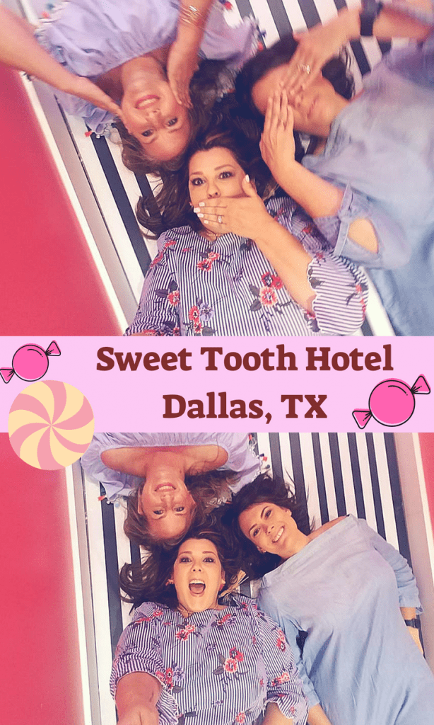 With fantastical desserts and surprises behind every door, Sweet Tooth Hotel brings together work by some of Dallas's most innovative artists and a curated pieces, the Sweet Tooth Hotel in Dallas in a unique pop up display everyone must see