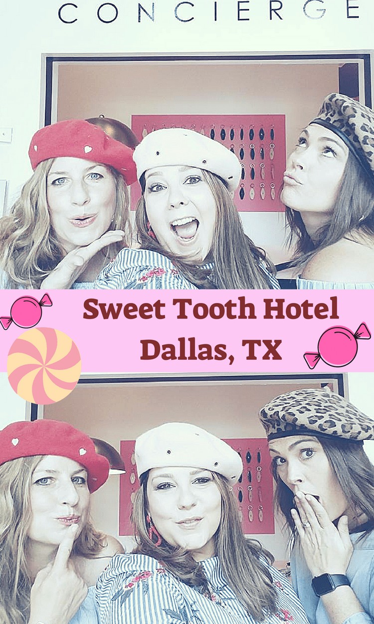 The Sweet Tooth Hotel in Dallas Texas