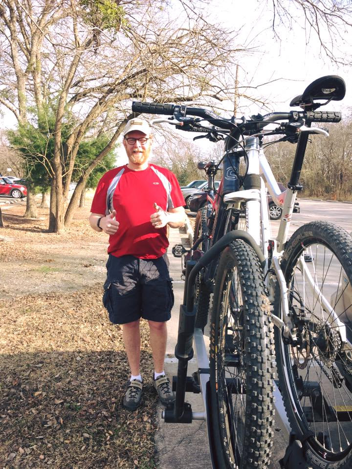 erwin park mountain biking