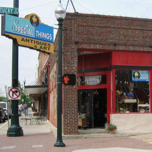 what to do in downtown mckinney
