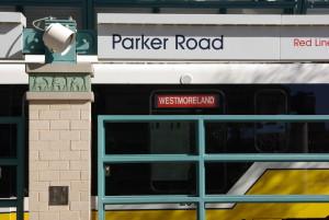 Dart parker road station