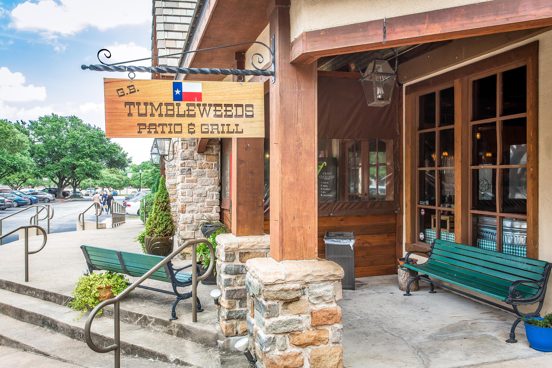 Modern Texas restaurant richardson texas