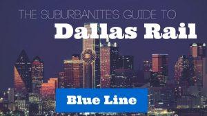 Dallas blue line