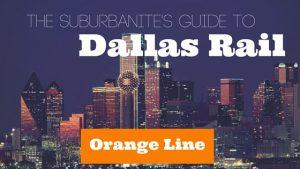 Dallas orange line