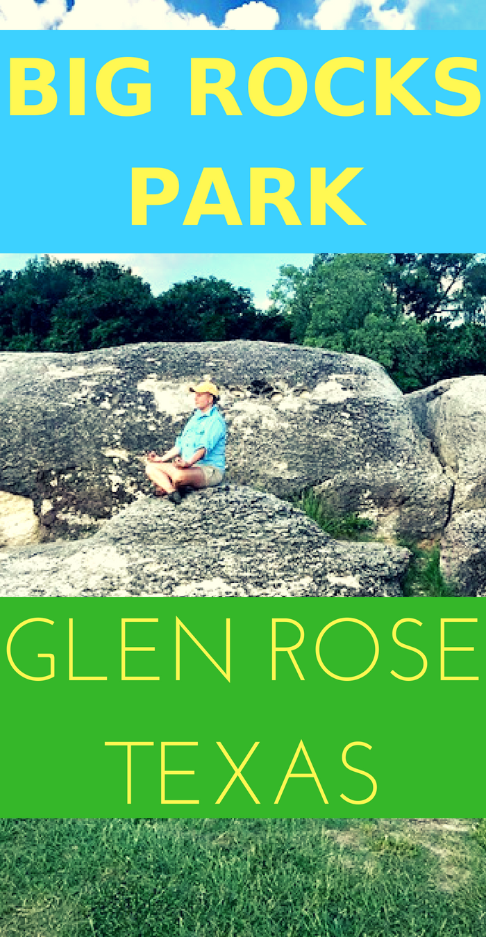 Big Rocks Park in Glen Rose Texas is a fascinating place to adventure in the beautiful Texas hill country #Texas #DallasTexas #GlenroseTX #FortWorth #VisitTexas #VisitDallas #VisitPlano