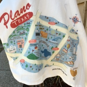 The perfect gift for a new resident moving to Plano Texas  #DallasTX #DFW #PlanoTX