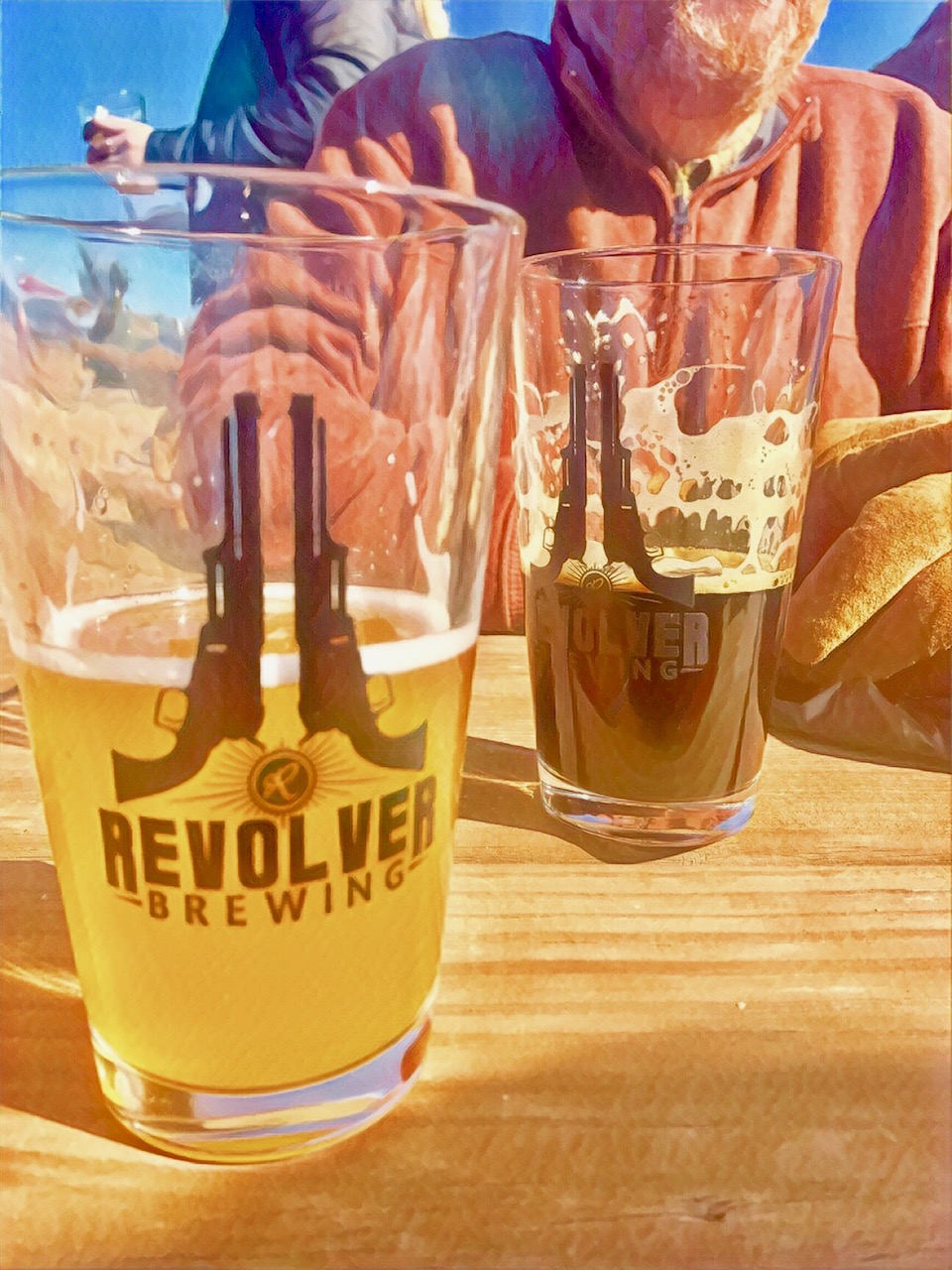 Revolver Brewing Company in Granbury Texas is an amazing microbrewery in Granbury Texas #Revolverbrewery #Granburytexas