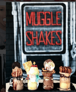 Muggle Shakes in Fort Worth are the best #Fortworthtexas #Dallastexas