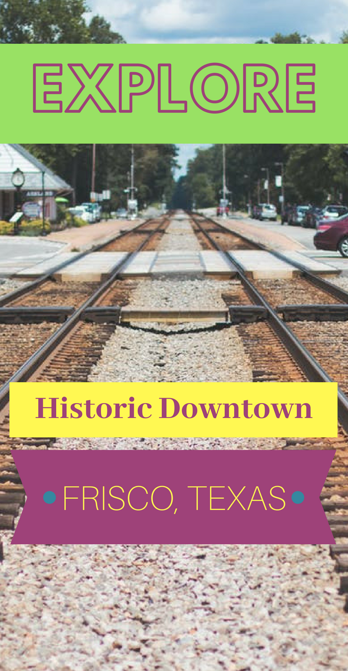 Explore the best things to do in Historic downtown Frisco Texas #Railyard #friscotexas #dallastexas #friscomomscare #friscomoms #visitfrisco #thestar #Dfw