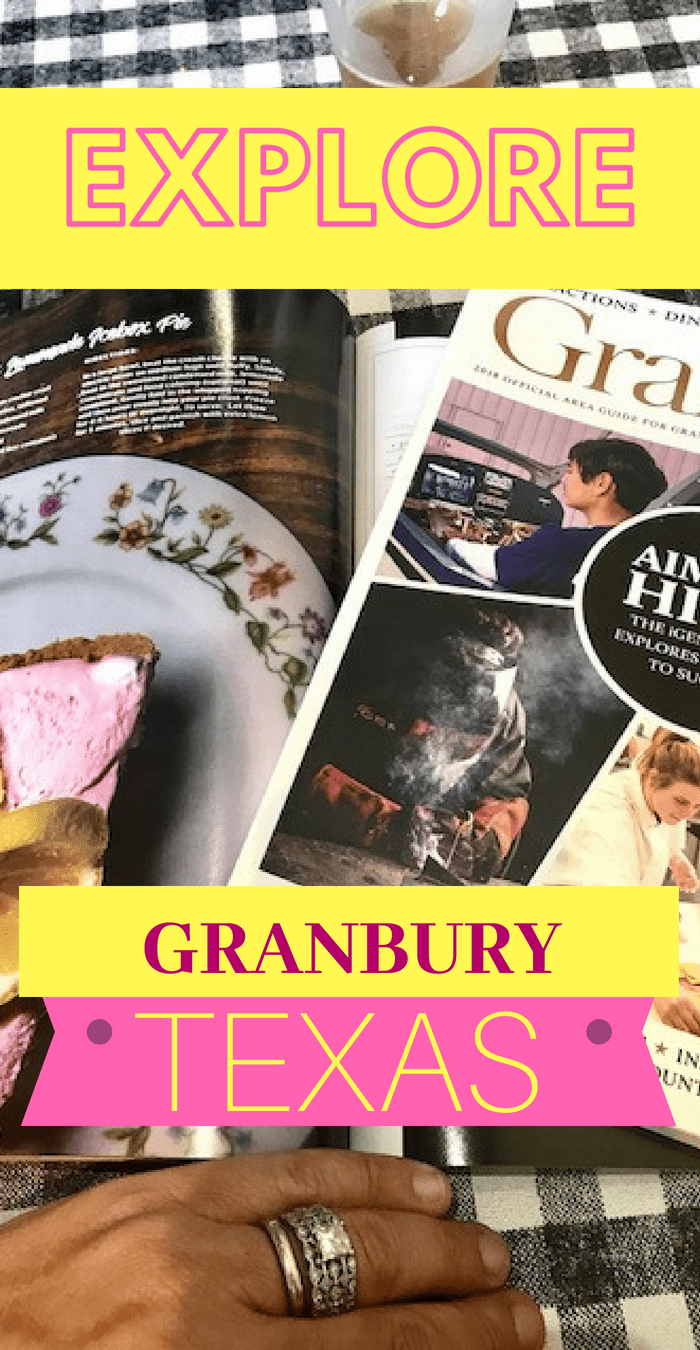 The Best Things to Do in Granbury Texas #weekendgetaway #granburytexas #visitgranbury #visitdallas #dfw #visitfortworth #planotexas #roadtrip #loveplano #texashighways #texasmonthly #texas #visittexas #lakegranbury