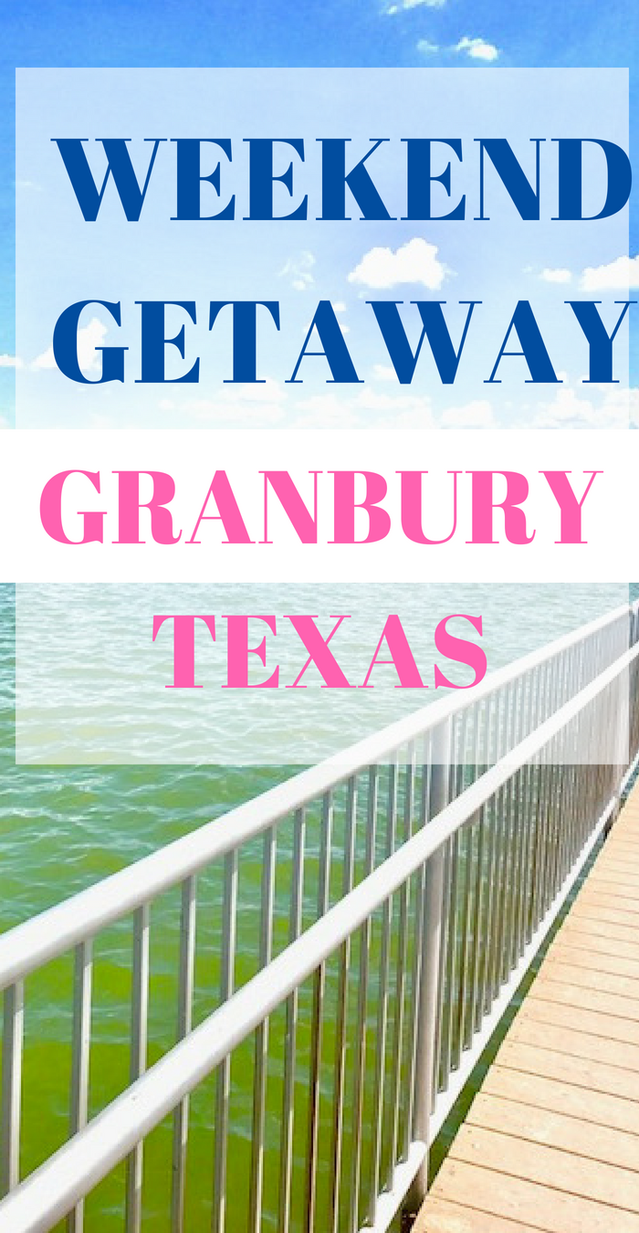 Weekend getaway in Granbury texas is one of the best road trips from Dallas or Plano Texas #PlanoTexas #FriscoTX #GranburyTX #VisitTX #TexasMonthly #FortWorth #DFW