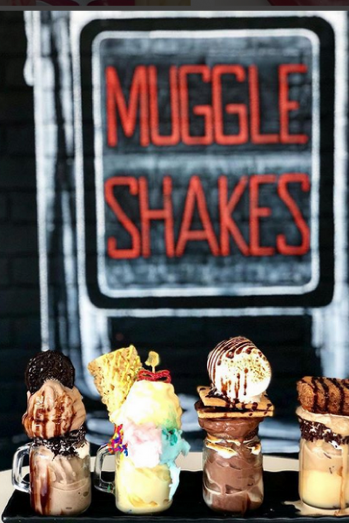 Muggle Shakes | Crazy, Cool Milkshakes in Fort Worth