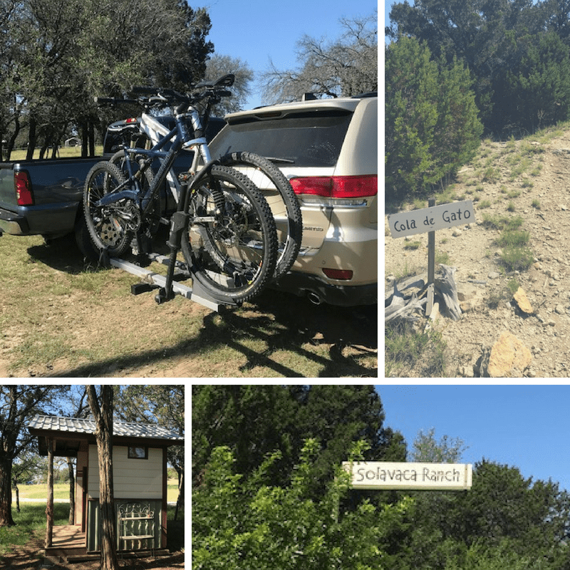 Solavaca Rach in Texas #mountainbiking