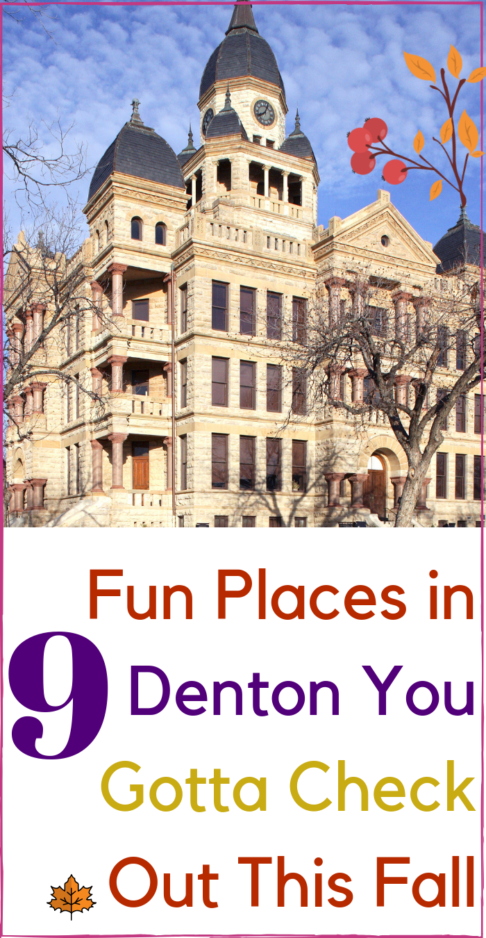 Fun Places in Denton You Gotta Check Out This Fall(2)