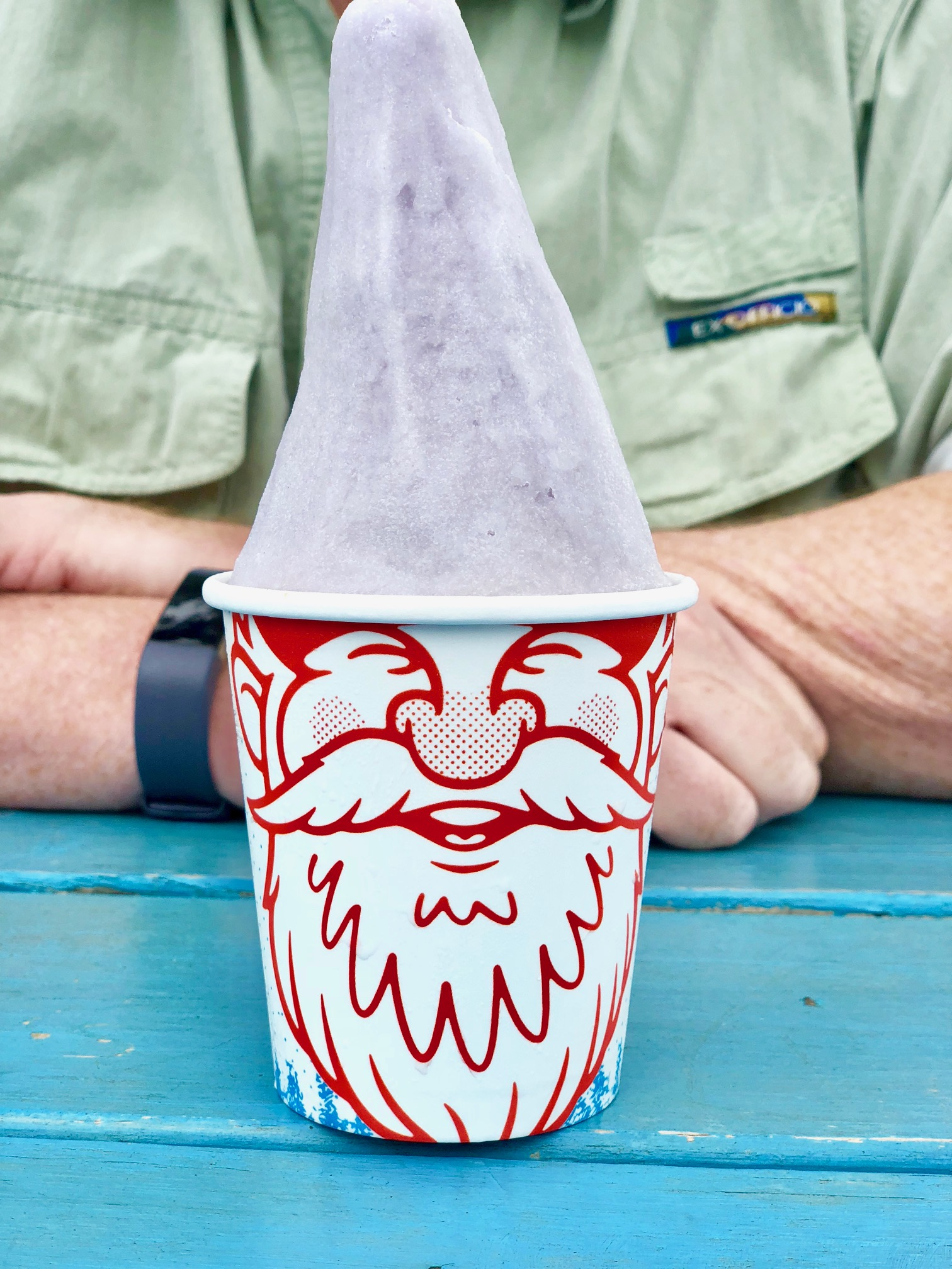 gnome cones in Argyle Texas just outside of Denton #DentonTX