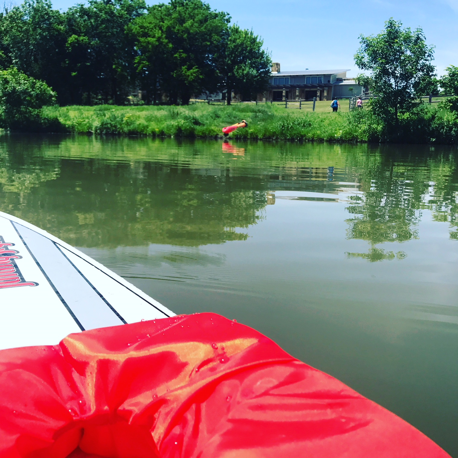 stand up paddle boarding in Plano texas