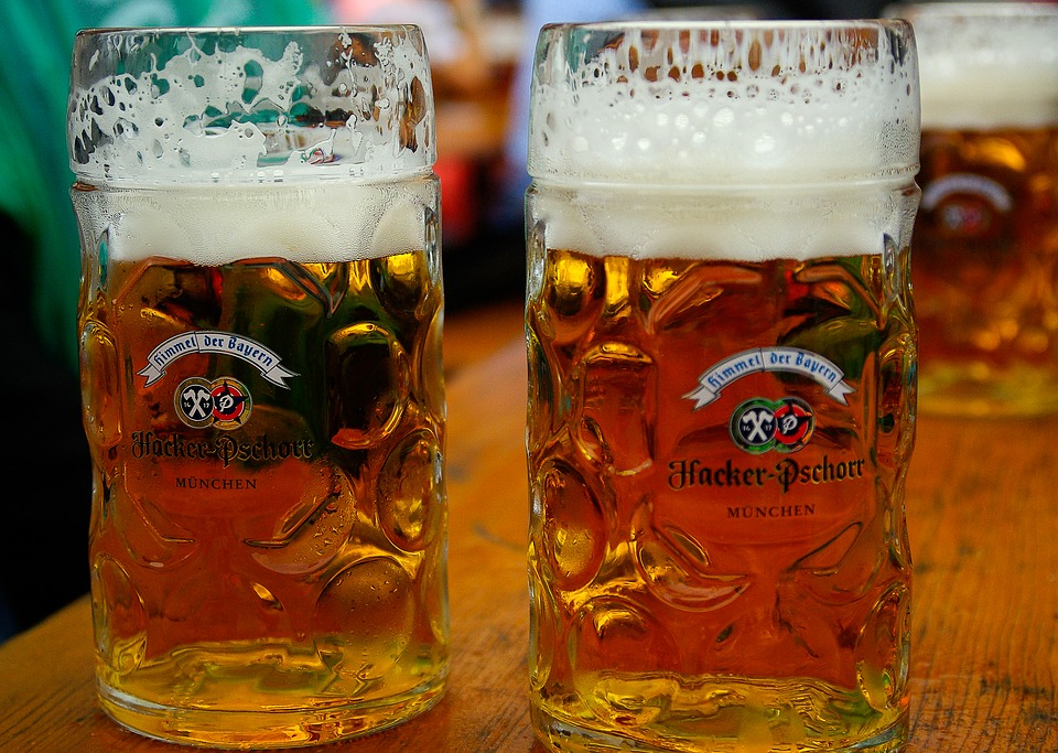Where to celebrate oktoberfest in Dallas