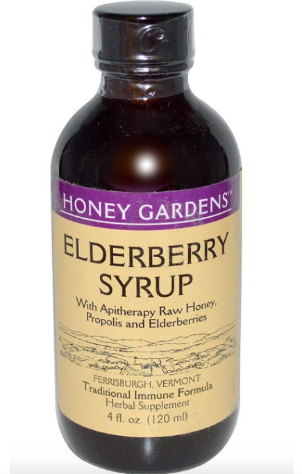 Get elderberry syrup in Dallas