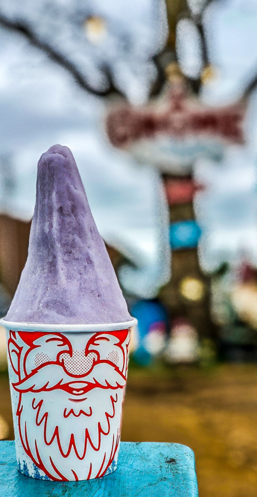 Gnome Cones: The Best Sno Cones in Dallas