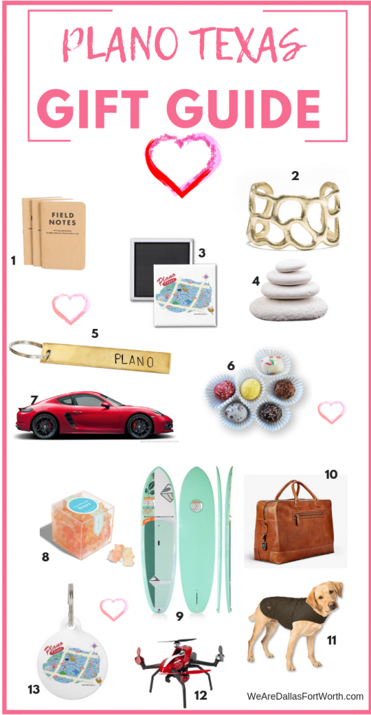 Plano Texas Gift Guide