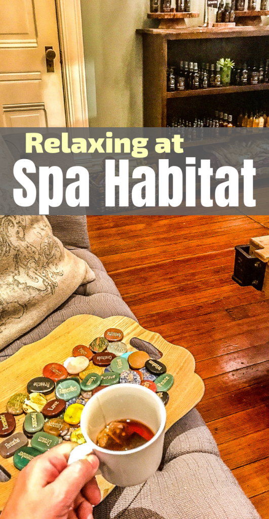 The Best Dallas Spa: Relaxing at Spa Habitat in Downtown Plano