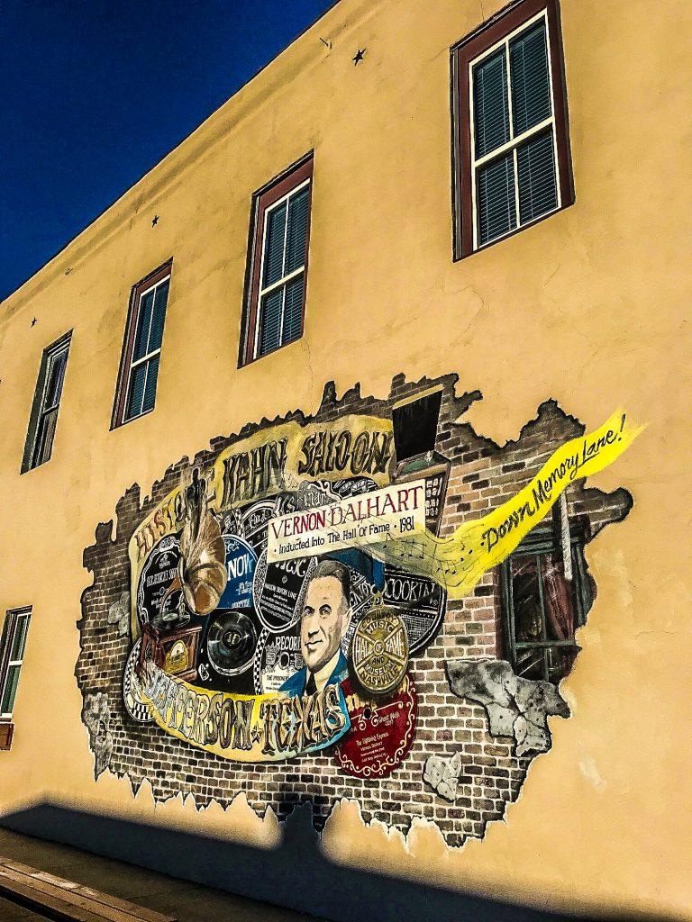 Visit historic Jefferson Texas