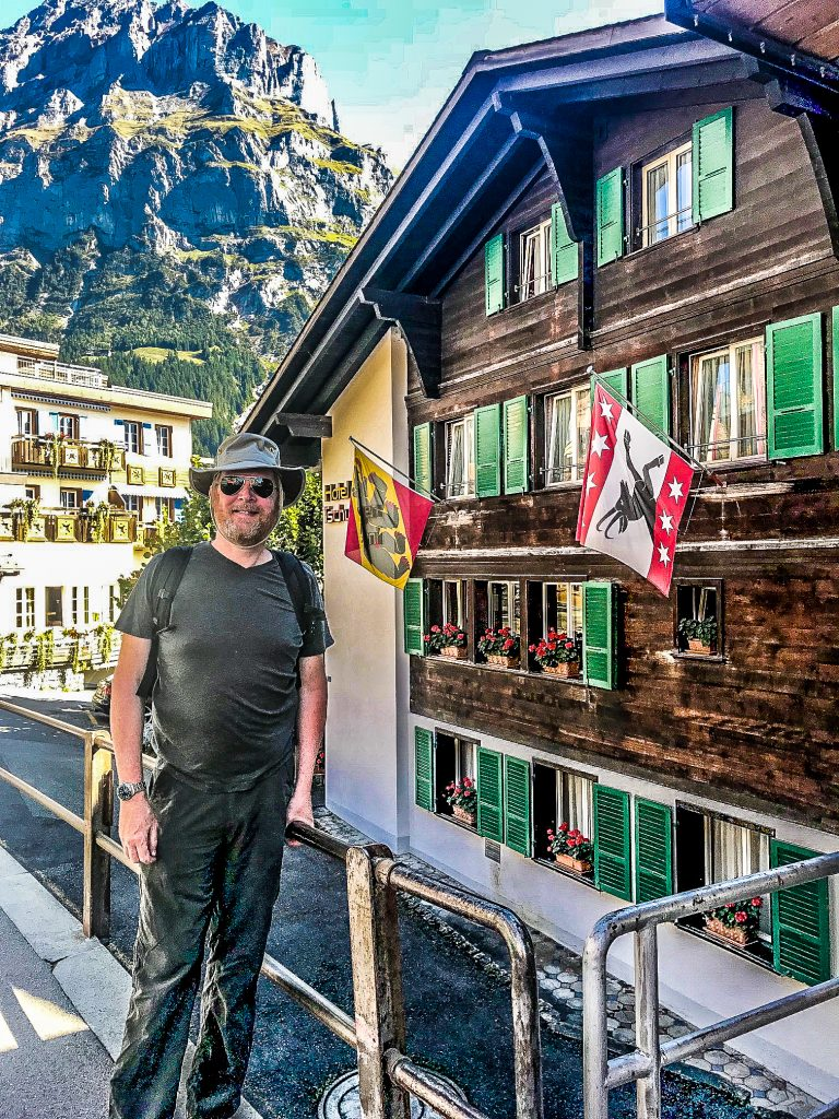 Escape from Dallas: Grindelwald Switzerland