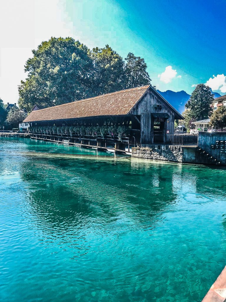 Escape from Dallas: Oberhofen, Thun & More in Switzerland!