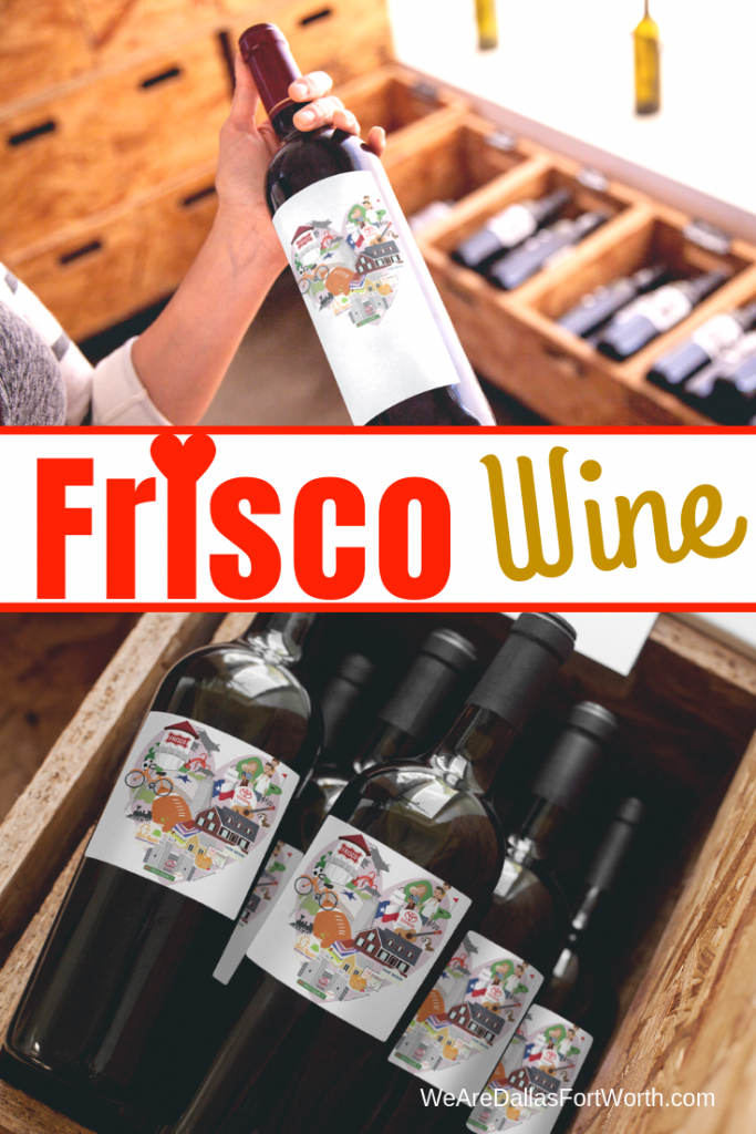 Frisco Texas Wine